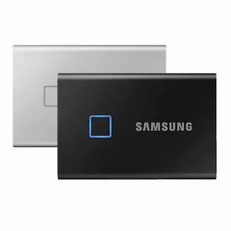 삼성전자 포터블 SSD T7 Touch (500GB)_이미지