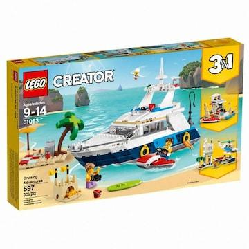 레고 크리에이터 크루즈 모험 (31083)(정품)