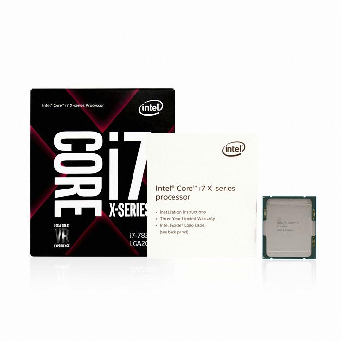 인텔 코어X-시리즈 7820X (스카이레이크) (정품)
