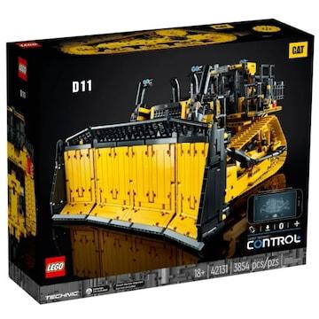 레고 테크닉 Cat D11 불도저 (42131)