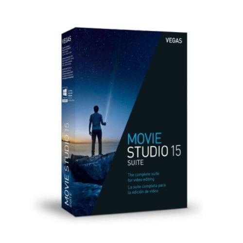 SONY Movie Studio 15 Suite (처음사용자용)_이미지