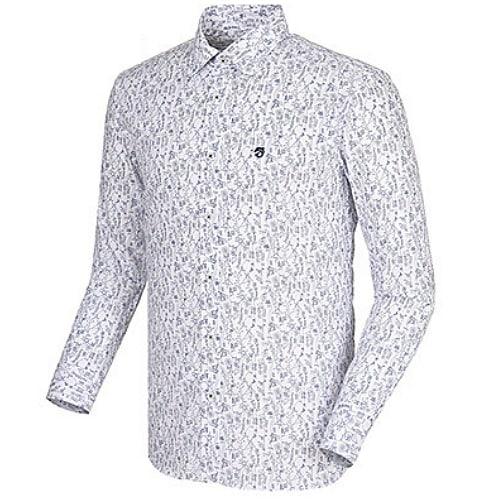 올포유 코튼 패턴셔츠 AMBSH1660-100_이미지