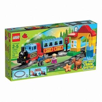 레고 듀플로 나의 첫 기차 세트 (10507) (정품)_이미지