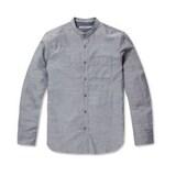 코오롱인더스트리 시리즈 S/T 헨리넥 코튼 셔츠 SASFW17031BUX_이미지