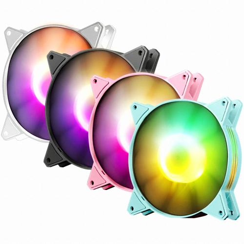 darkFlash C6S RGB(화이트)
