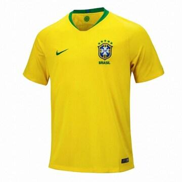 나이키  2018 브라질 브리드 스타디움 홈 저지 893856-749