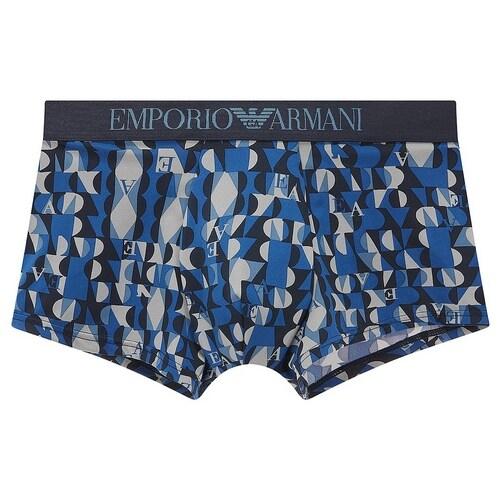 엠포리오 아르마니 패턴드 로고 밴딩 드로즈 1907199450141 (1매)_이미지