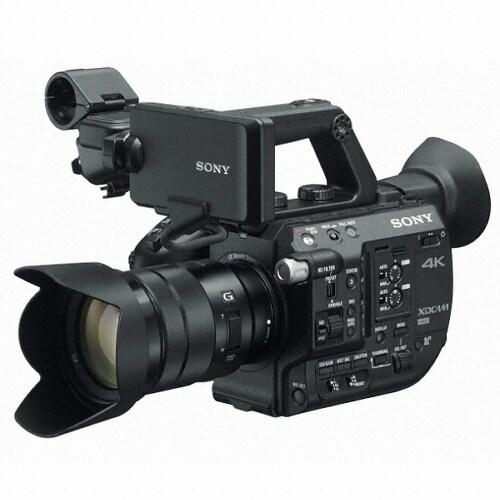 SONY PXW-FS5 (64GB 패키지)_이미지