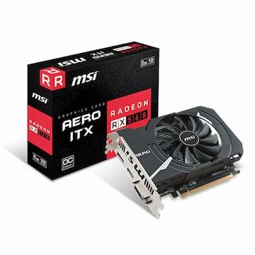 MSI 라데온 RX 560 에어로 ITX OC D5 2GB