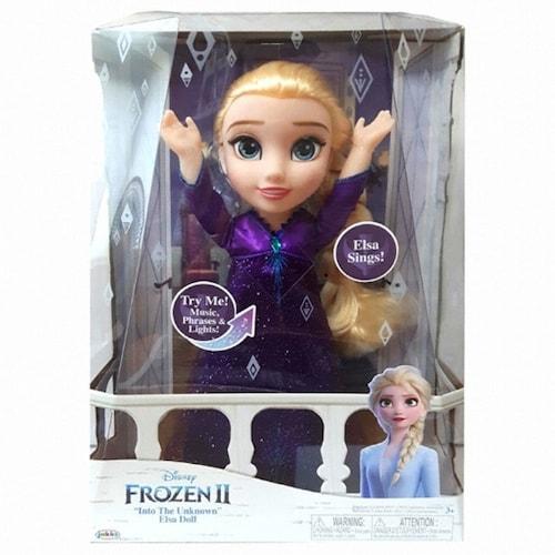 잭스퍼시픽 디즈니 겨울왕국2 노래하는 엘사_이미지