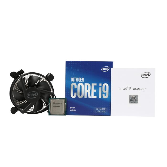 인텔 코어i9-10세대 10900F (코멧레이크S)(정품)