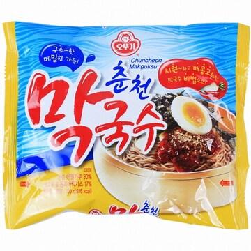 오뚜기 춘천 막국수 130g(4개)