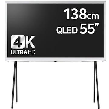 삼성전자 세리프 TV QN55LS01RAF(스탠드)