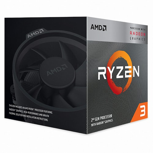 AMD 라이젠3-2세대 3200G (피카소) (정품)_이미지