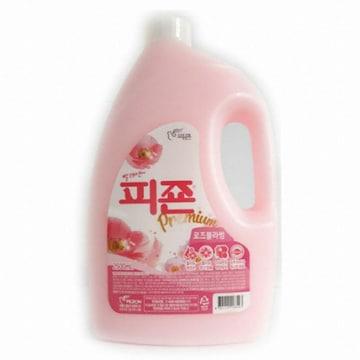 피죤  섬유유연제 핑크로즈 2.5L (1개)
