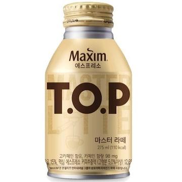 동서식품 맥심 티오피 마스터 라떼 275ml(20개)