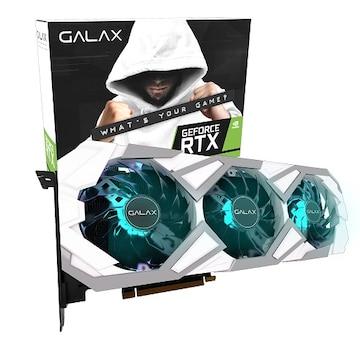 갤럭시 GALAX 지포스 RTX 3090 EX Gamer WHITE OC D6X 24GB_이미지