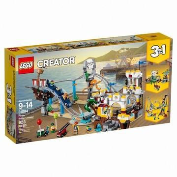 레고  크리에이터 해적 롤러코스터 (31084) (정품)