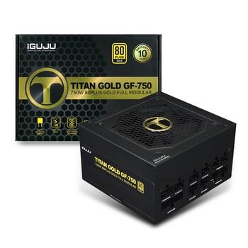아이구주 TITAN GF-750 80PLUS GOLD Full Modular