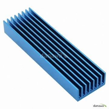 COOLERTEC CT-HS7020-BLUE M.2 방열판