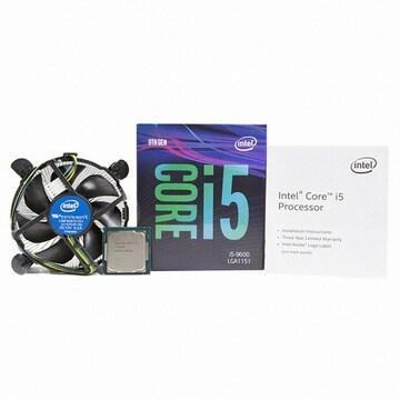 인텔 코어i5-9세대 9600 (커피레이크-R)(정품)