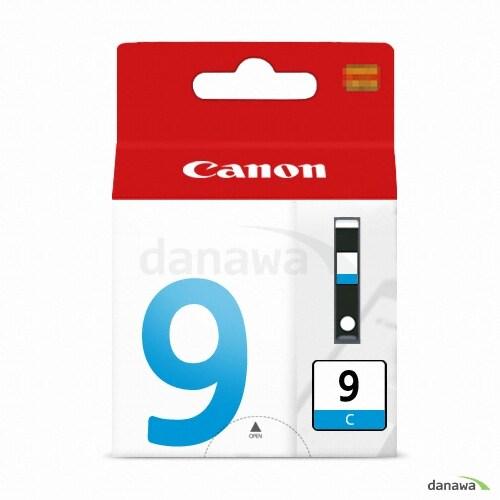 Canon 정품 PGI-9C 파랑 (4개)_이미지