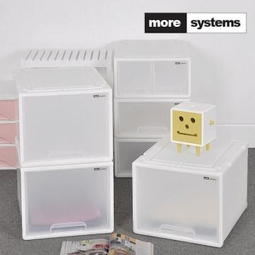 나인앤나인 모아시스템즈 시스템 서랍장 대형 (3개)