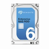 Seagate Enterprise NAS HDD +Rescue 7200/128M (ST6000VN0011, 6TB)