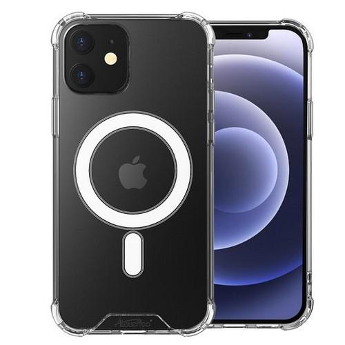 라미라다 아이폰12 미니 킹콩 맥세이프 호환 투명 케이스