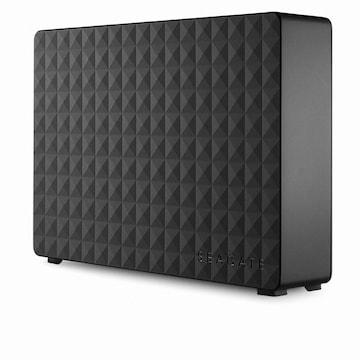 Seagate Expansion Desktop drive Gen4(4TB)