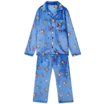 스파오 패트와 매트 수면 잠옷 SPPPA4TU01 (네이비)_이미지