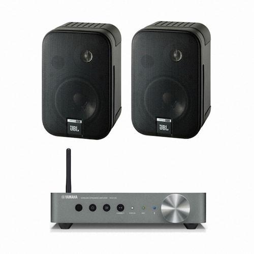 야마하 WXA-50 + JBL Control 1 Pro_이미지