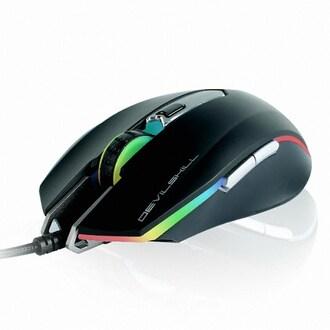 몬스타 데빌스킬 GUTS3360 하이엔드 FPS RGB 게이밍 마우스_이미지