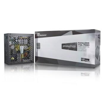시소닉 PRIME Titanium Fanless TX-700 Full Modular