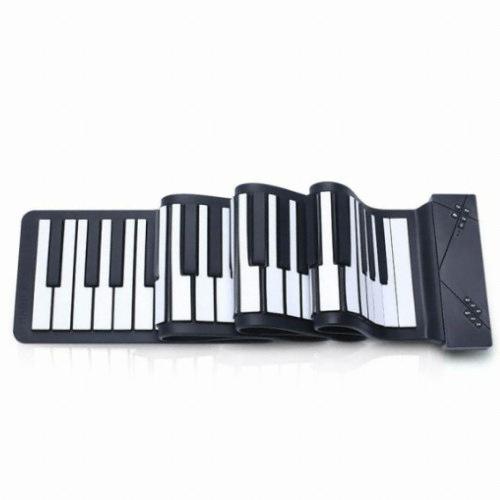 접이식 무선 휴대용롤피아노 88건반(해외구매)