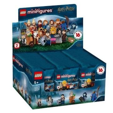 레고 미니 피규어 시리즈 해리포터 시즌2 랜덤 해외구매 (71028) (60개)_이미지