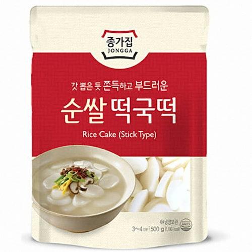 대상FNF 종가집 순쌀 떡국떡 500g (5개)_이미지