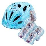 삼천리자전거 겨울왕국2 헬멧 보호대 세트