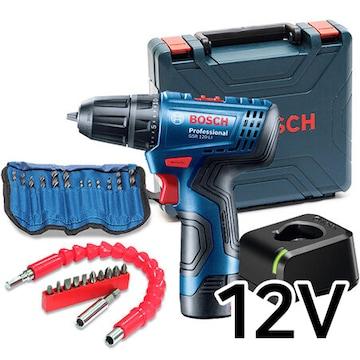 보쉬 GSR 120-LI 플렉시블 세트
