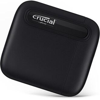 마이크론 Crucial X6 Portable SSD 아스크텍 (500GB)_이미지