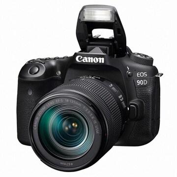 캐논 EOS 90D(18-135mm IS USM)