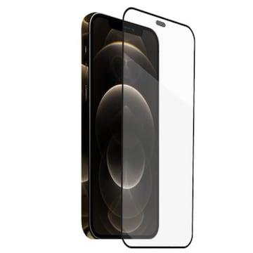 아쿠바 아이폰12 미니 아이언핏 풀커버 강화유리 액정보호필름 (액정 1매)_이미지