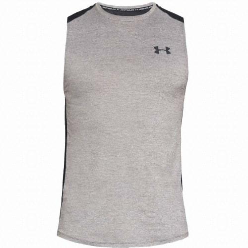 언더아머 MK-1 민소매 티셔츠 1306433-019_이미지