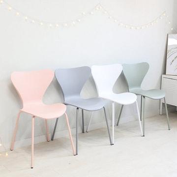 가구있다  세븐체어 디자인 플라스틱 의자