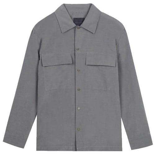 스파오 스웨이드 셔츠 자켓 SPYWA49M94_이미지