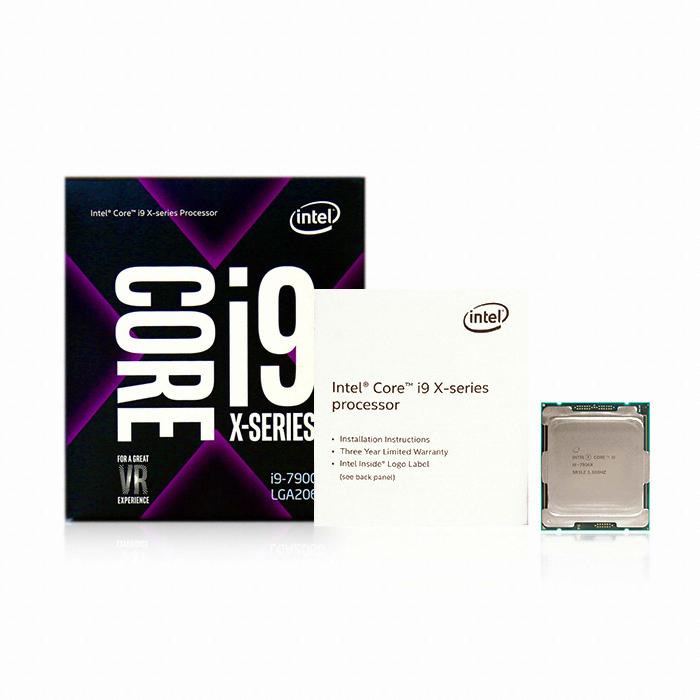 인텔 코어X-시리즈 7900X (스카이레이크) (정품)