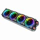 써멀테이크  Riing Plus 12 RGB TT 프리미엄 에디션 (5PACK)_이미지