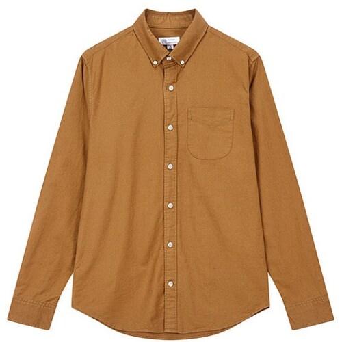 GAP  원 포켓 옥스퍼드 셔츠 5118420004_이미지