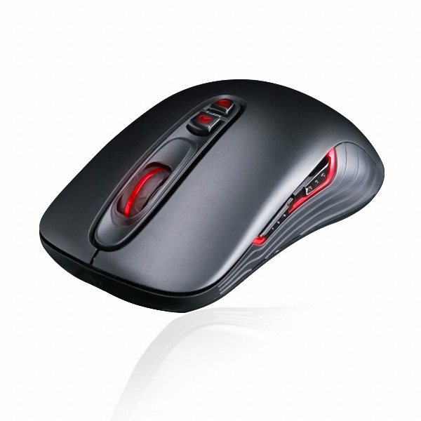 MAXTILL TRON G10 PROFESSIONAL GAMING MOUSE(Matt black edition)