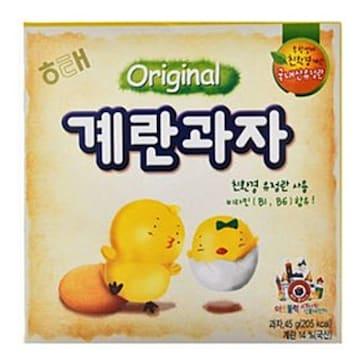 해태제과  계란과자 45g (1개)